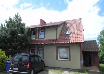 Zielony domek II, noclegi nad jeziorem Gołdopiwo